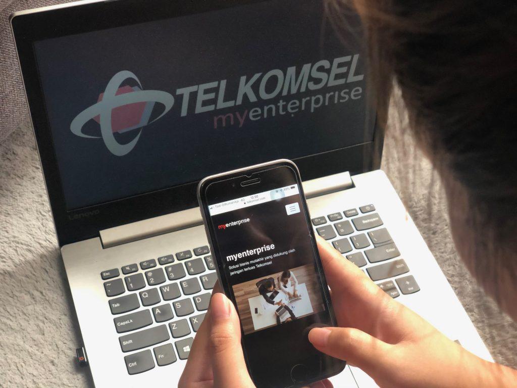 myenterprise, Terobosan Layanan Telkomsel myBusiness untuk Permudah Akses Produk Solusi Bisnis bagi Pelanggan Segmen Korporasi 1