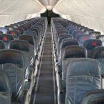 Lion Air Group Menjalankan Pengaturan Sistem Jarak Aman Antar Tamu (Physical Distancing) di Dalam Kabin Pesawat