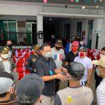 Mensos Cek Langsung Dua Titik Distribusi Sembako