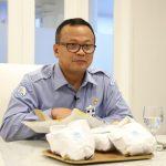 Menteri KKP Edhy Prabowo Berbuka Puasa dengan Nasi Ikan