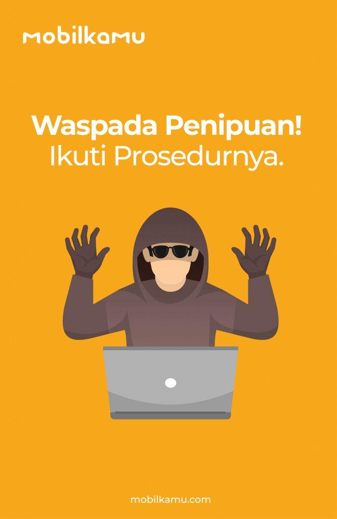 Waspada Penipuan Mengatasnamakan PT Mobilkamu Group Indonesia (Mobilkamu) 1