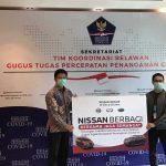 Nissan Bantu Relawan Gugus Tugas Percepatan Penanganan Covid-19 dalam Melawan Coronavirus