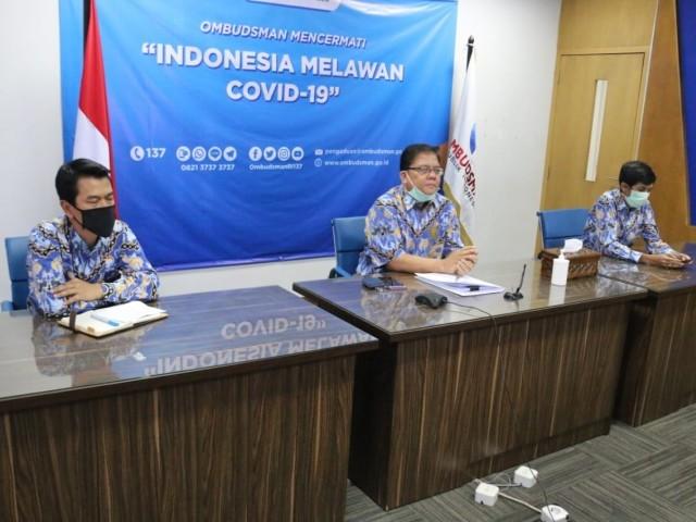 Ombudsman RI Dorong Bapas Inovasi Pengawasan Warga Binaan Asimilasi 1