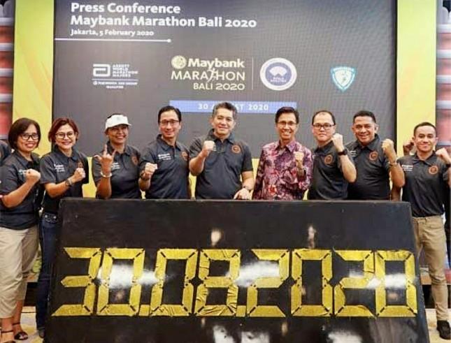 Pengumuman Pembatalan Maybank Marathon 2020 1