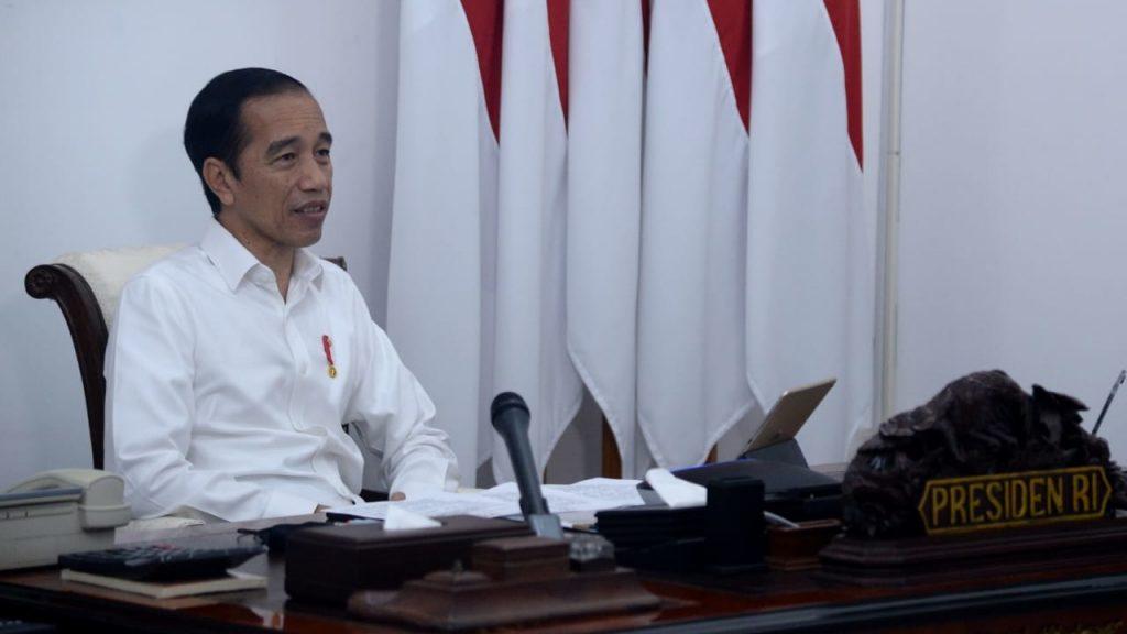 Presiden: Permudah, Percepat, dan Awasi Penyaluran Bansos 1