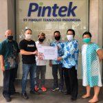 Pintek Menggalang Dana Bersama Ikatan Guru Indonesia untuk Guru Honorer yang Terdampak Covid-19
