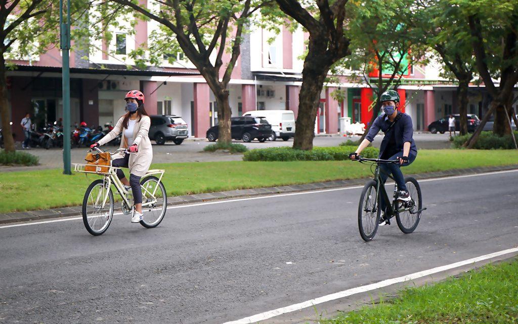 Gerakan Stay Active: Tetap Aktif Bersepeda untuk Jaga Daya Tahan Tubuh 1