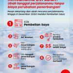 AirAsia Tawarkan Fleksibilitas Ubah Jadwal Tanpa Biaya Perubahan Hingga 31 Des 2020
