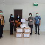 Dukung Upaya Penanganan COVID-19, BCA Serahkan Bantuan Alat Medis di Medan