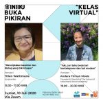 "Ikatan Alumni IKJ Siap Gelar Kelas Virtual ""Buka Pikiran"""