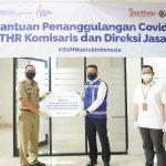 Jasa Marga Salurkan THR Direksi dan Komisaris Jasa Marga Group untuk Masyarakat Terdampak Covid-19