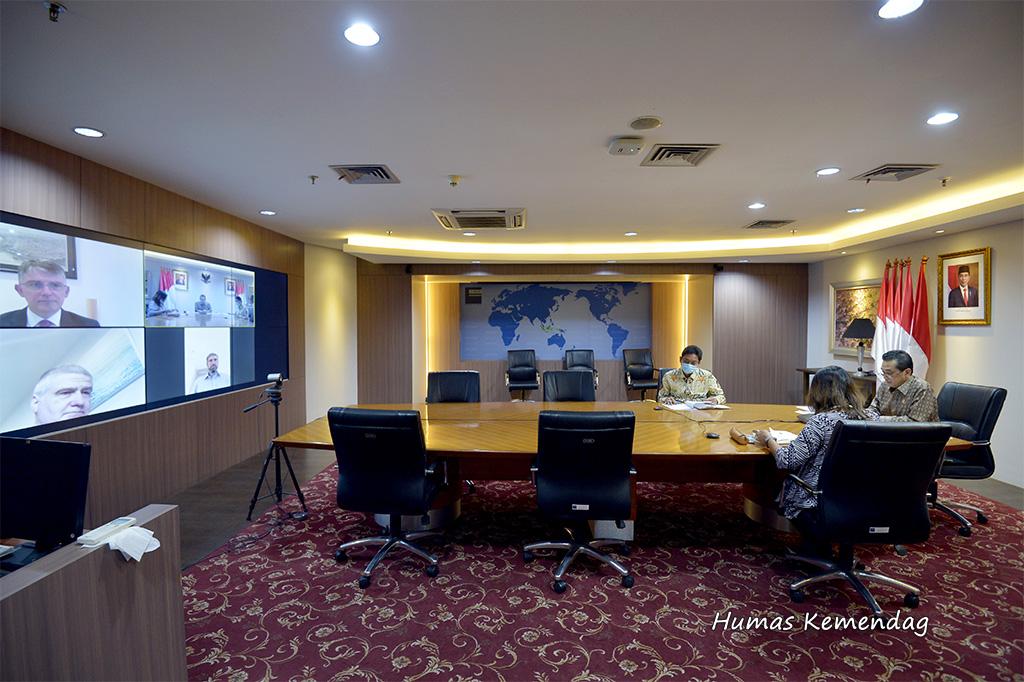 Kemendag Terus Dobrak Pasar Ekspor Pangan Olahan Tingkatkan Neraca Perdagangan di Tengah Pandemi Covid-19 1