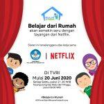 Kemendikbud Hadirkan Film-Film Dokumenter Netflix pada Program Belajar dari Rumah