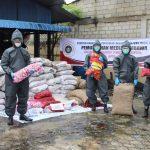 Kementan Kembali Musnahkan Bawang dan Cabe Kering Eks-Impor Berbahaya