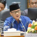 Komisi VIII Dukung Aktivitas Belajar Pesantren, Asal di Zona Hijau
