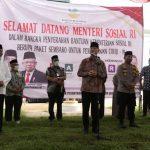 Lewat Bansos, Mensos Menyapa 51 Pondok Pesantren se-Provinsi Banten