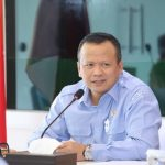 Kunjungi Kawasan Budidaya Ikan Nila, Menteri Edhy Optimis Budidaya Ikan Air Tawar Berkembang