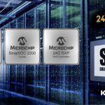 Microchip Technology dan KIOXIA America Berhasil Menyelesaikan Uji Interoperabilitas Penyimpanan Data SAS End-to-End 24G Pertama di Industri