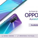 OPPO Hadirkan Warna Baru A92 Aurora Purple