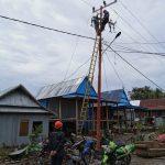 PLN Berhasil Normalkan Gardu Listrik Terdampak Banjir di Jeneponto - Bantaeng