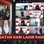 Perum Perindo Peringati Hari Pancasila Secara Virtual