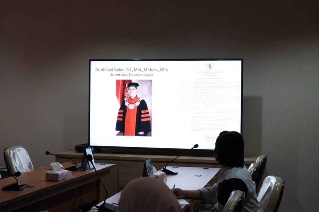 Profesor di LLDIKTI Wilayah 3 Jakarta Bertambah Dua Orang 1