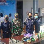 Satgas Gabungan KKP dan TNI AL Tangkap Pelaku Bom Ikan di Lombok Timur