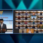 Sekretaris Jenderal Kemendikbud Lantik 13 Pejabat Tinggi Pratama, 1 Rektor dan 5 Pejabat Fungsional