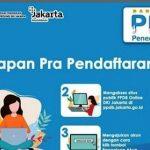 Berikut Kuota Siswa Hingga Tahapan PPDB Jakarta 2020
