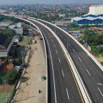 Targetkan Penyelesaian Konstruksi Akhir Bulan Juni, Pembangunan Jalan Tol BORR Seksi 3A Capai 98,7%