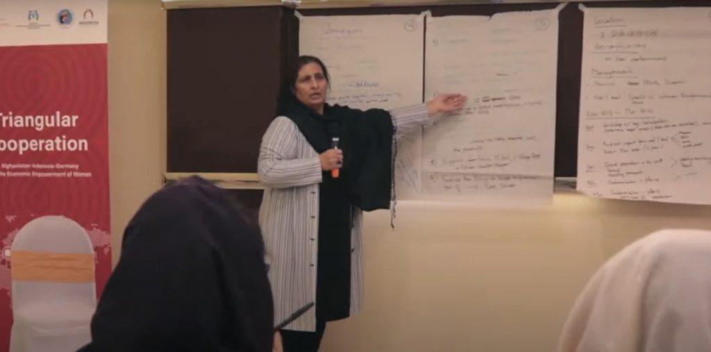 Afghanistan Berhasil Terapkan Praktik Baik Pemberdayaan Ekonomi Perempuan Indonesia 1