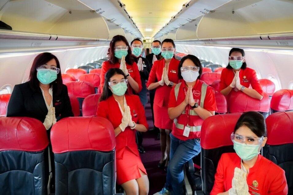 AirAsia Indonesia Optimis dengan Tren Peningkatan Pasca Pengoperasian Kembali 1
