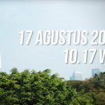 Ambil Sikap Sempurna dan Berdiri Tegak pada 17 Agustus 2020 Pukul 10.17 WIB