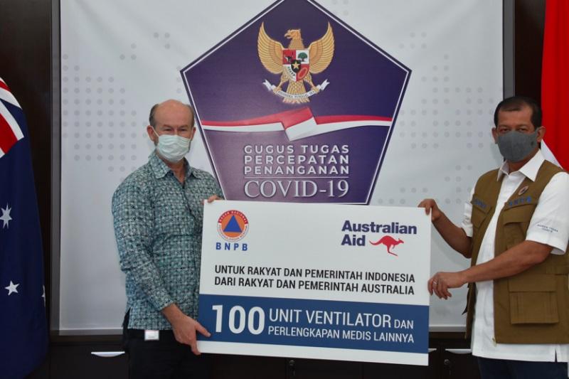 Australia Menyediakan Peralatan Medis Kritikal bagi Indonesia untuk Mendukung Respons Covid-19 1