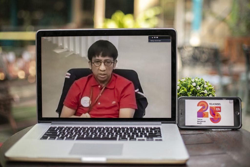 Telkomsel Berikan Bantuan ke 5.700 Penjaga BTS di Seluruh Indonesia 2
