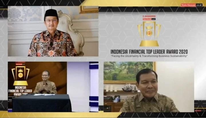CEO Citi Indonesia Dinobatkan Sebagai Best Leader for Business Sustainability Through Business Innovation 1