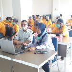 Dorong Ekonomi Nelayan di Tengah Pandemi, KKP Latih Pembuatan Alat Tangkap Gillnet