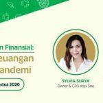 GrabFood Talks untuk Tingkatkan Pengetahuan Manajemen Keuangan pada Mitra Merchant