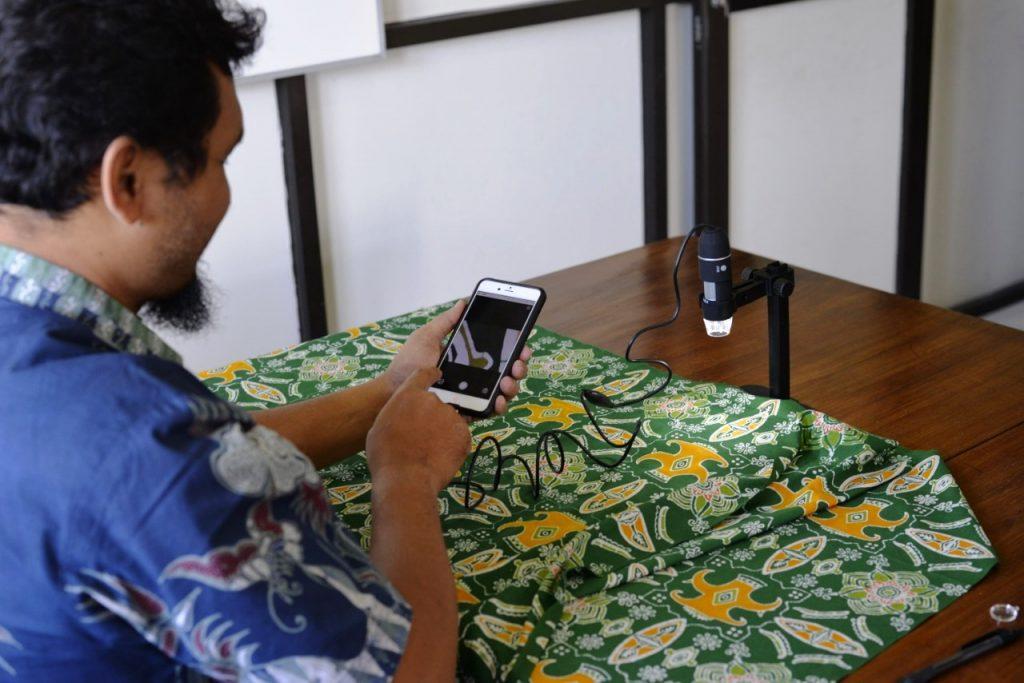 Jurus Kemenperin Jaga Kelestarian Batik Nasional 1