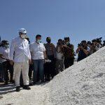 Tinjau Lahan Garam di NTT, Mendag: Kemendag Dorong Peningkatan Produktivitas Garam Nasional