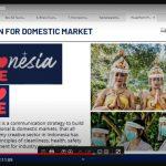 Kemenparekraf Yakinkan Industri Pariwisata Afrika Selatan Soal Penerapan Protokol CHSE di Indonesia
