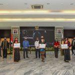 Kementerian ESDM Berikan Bantuan Kepada Perwakilan Masyarakat Manggarai, NTT
