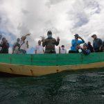 Lagi, KKP Lepasliarkan Lobster Hasil Budidaya di Konawe Selatan