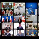 Menteri ESDM Kembali Sampaikan Komitmen Peningkatan Energi Terbarukan pada Konferensi IEA terkait Transisi Energi