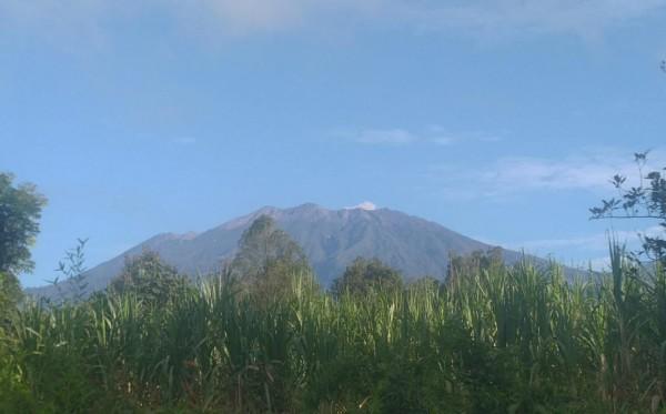 PVMBG Naikkan Status Gunung Raung Menjadi Level II (Waspada) 1