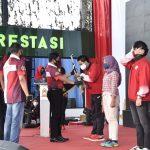 Panglima TNI Hadiri Pembukaan Kejuaraan Menembak Piala Kapolri