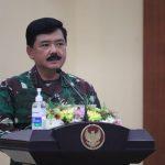 Panglima TNI Pimpin Rapat Gugus Tugas Covid-19 di Kalimantan Selatan