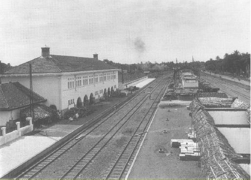Stasiun Pasar Senen, Stasiun Bersejarah yang Menjadi Stasiun Terpadu 2