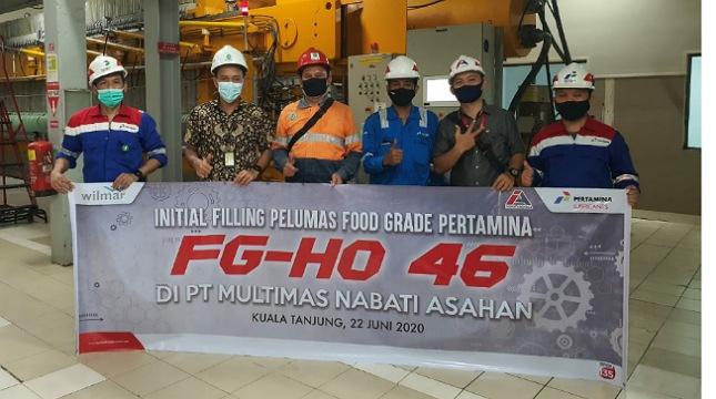 Pelumas Pertamina Food Grade (FG) H-1 Dipercayai Industri Makanan dan Minuman di Indonesia 1