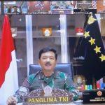 Panglima TNI : Penegakkan Disiplin Kesehatan Cegah Penyebaran Covid-19